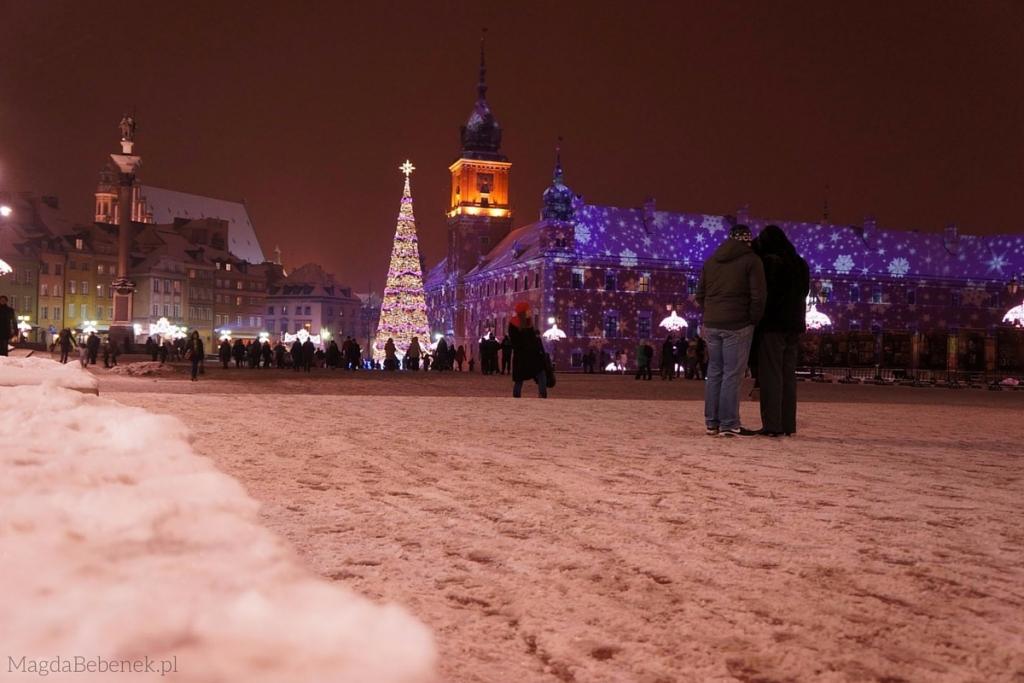 piekna warszawska starowka zima dekoracje www.magdabebenek.pl