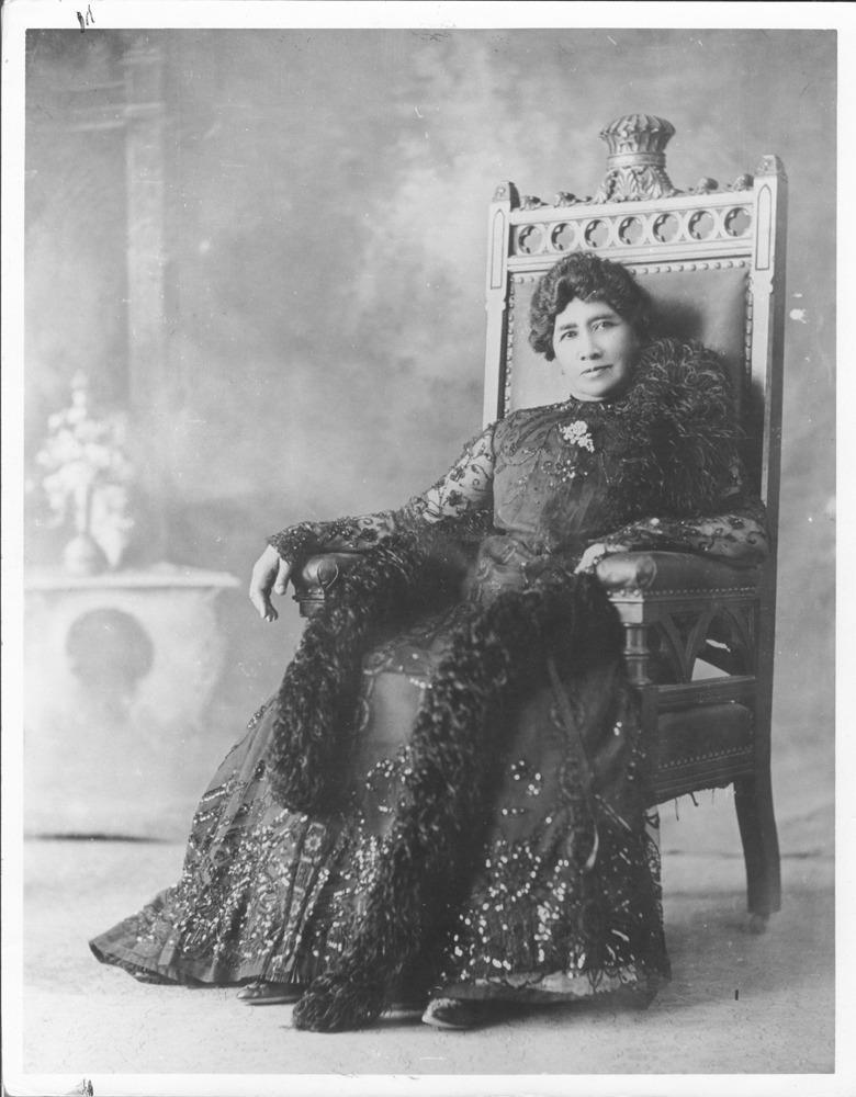 Ostatnia królowa Hawajów, uwielbiana współcześnie Lili'uokalani