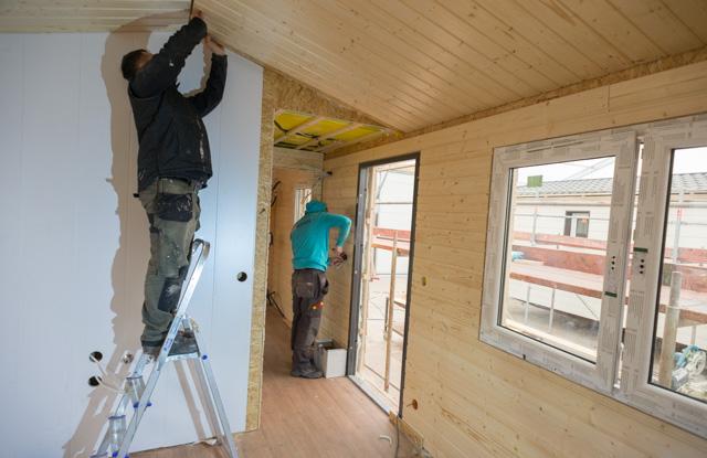 dom mobilny projekt ekologiczny społeczny edukacja leśna