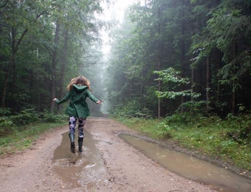 Dzikie dzieci wnas: 25 pomysłów narok spędzony bliżej natury