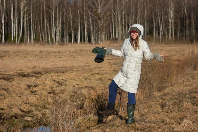 dzikie dzieci magda bębenek rok bliżej natury las wnas kąpiel wrowie
