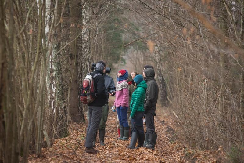 dzikie dzieci magda bębenek rok bliżej natury las wnas weekend otwarty las wnas #leśnyweekend