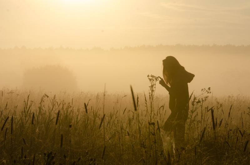 dzikie dzieci magda bębenek rok bliżej natury las wnas wschód słońca nałące