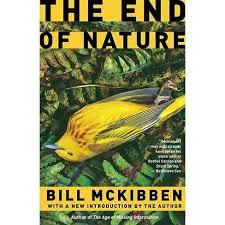 THE END OF NATURE bill mckibben biblioteczka-siedmiu-pokoleń-magda-bębenek