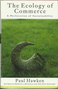 biblioteczka-siedmiu-pokoleń-magda-bębenek paul hawken the ecology of commerce