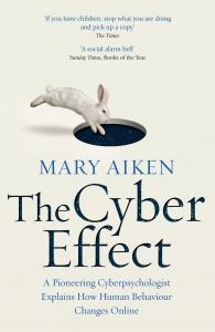 mary aiken the cyber effect biblioteczka siedmiu pokoleń magda bębenek