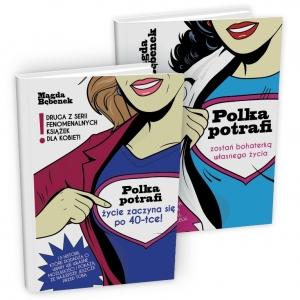 Polka potrafi. Komplet książek wpromocyjnej cenie!