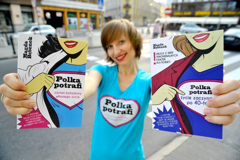 bez makijażu dlaczego się nie maluję magda bębenek polka potrafi self-publishing własna książka