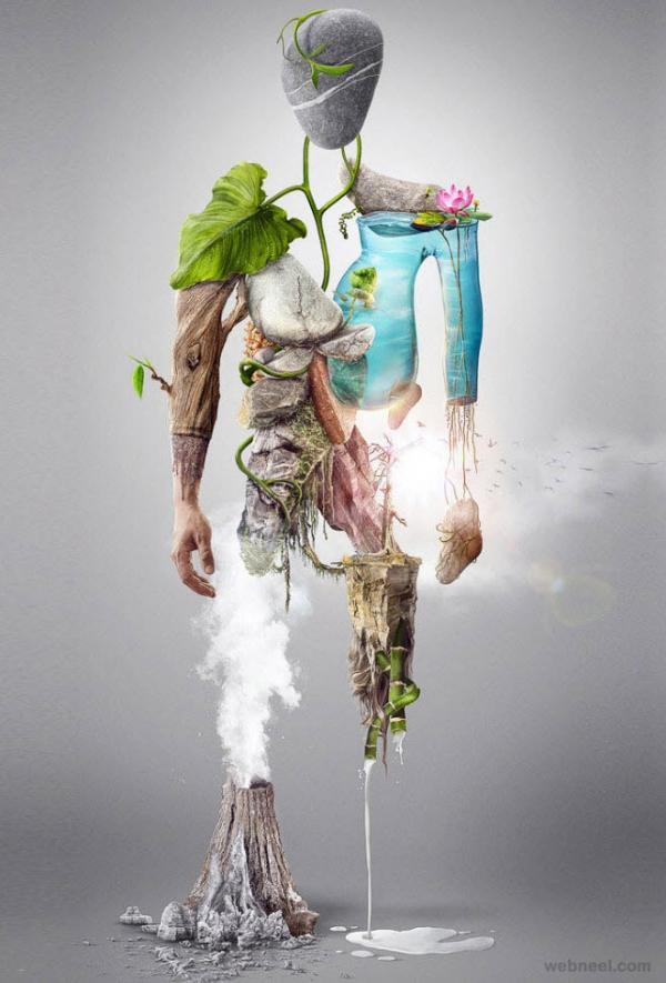 magda bębenek ochrona środowiska zrównoważona konsumpcja ekologia zaangażowana sztuka człowiek znatury