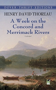 A week on the Concord and Merrimack Rivers biblioteczka-siedmiu-pokoleń-magda-bębenek