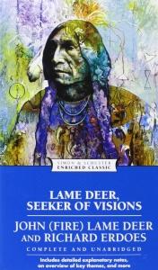 Lame Deer, seeker of visions Biblioteczka Siedmiu Pokoleń