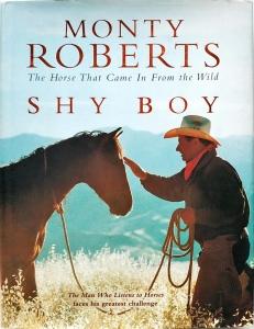 Monty Roberts- SHY BOY Biblioteczka Siedmiu Pokoleń