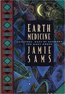 Sams Jamie Earth medicine Biblioteczka Siedmiu Pokoleń