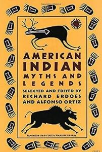 """Erdoes & Oritz: """"AMERICAN INDIAN MYTHS AND LEGENDS"""" Biblioteczka Siedmiu Pokoleń"""